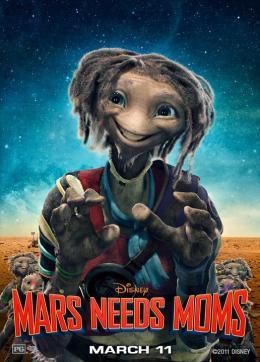 photo 8/11 - Milo sur Mars - © Walt Disney Studios Motion Pictures France