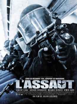 photo 13/13 - Affiche - L'Assaut - © Mars Distribution