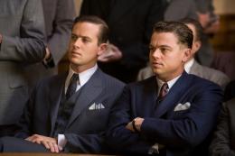 photo 66/75 - Armie Hammer, Leonardo DiCaprio - J. Edgar - © Warner Bros