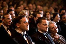 photo 19/75 - Armie Hammer, Leonardo DiCaprio, Judi Dench - J. Edgar - © Warner Bros