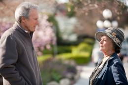 photo 63/75 - Clint Eastwood, Judi Bench - J. Edgar - © Warner Bros