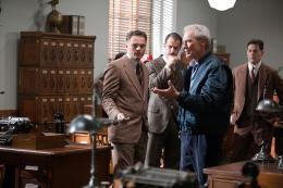 photo 68/75 - Leonardo DiCaprio, Clint Eastwood - J. Edgar - © Warner Bros