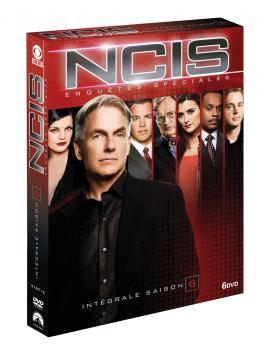 NCIS Enquêtes spéciales - Saison 6 Blu-ray photo 1 sur 1