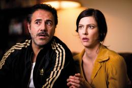 photo 6/14 - José Garcia, Anna Mouglalis - Chez Gino - © Mars Distribution