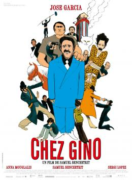 photo 14/14 - Affiche - Chez Gino - © Mars Distribution