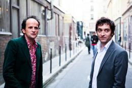 photo 11/24 - Lionel Abelanski, Mathieu Demy - L'Art de séduire - © Zelig Films distribution