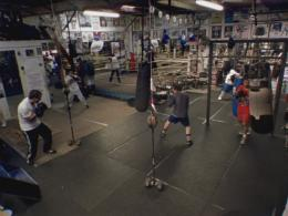 photo 5/7 - Boxing Gym - © Sophie Dulac Distribution