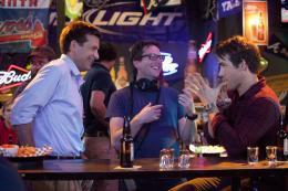 photo 9/26 - Jason Bateman, David Dobkin, Ryan Reynolds - Echange standard - © Universal Pictures International France