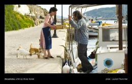 photo 21/30 - Valeriane De Villeneuve, Emir Kusturica - Nicostratos, le pélican - © Warner Bros