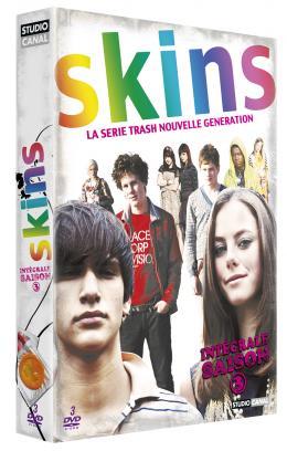 photo 1/1 - DVD - Skins - Saison 3 - © Studio Canal Video