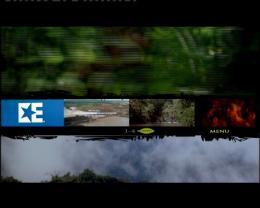 La for�t d'Emeraude Menu Dvd photo 2 sur 2