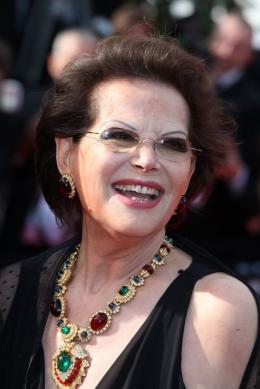 photo 34/82 - Claudia Cardinale - Cannes, 14 mai 2010 - Le Guépard - © Isabelle Vautier - Commeaucinema.com 2010