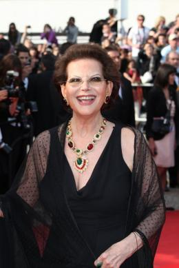 photo 31/82 - Claudia Cardinale - Cannes, 14 mai 2010 - Le Guépard - © Isabelle Vautier - Commeaucinema.com 2010
