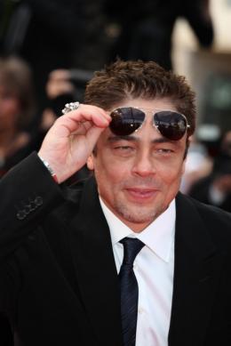 photo 50/82 - Benicio Del Toro - Cannes, 14 mai 2010 - Le Guépard - © Isabelle Vautier - Commeaucinema.com 2010