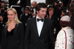 Rosalie Varda Montée des marches - Cannes, 15 mai 2010 photo 2 sur 2