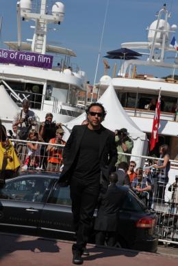 photo 21/26 - Alejandro Gonzalez Inarritu - Cannes, le 17 mai 2010 - Biutiful - © Isabelle Vautier - Commeaucinema.com 2010