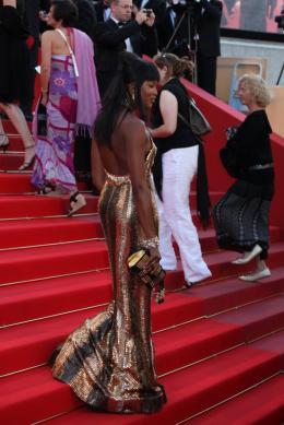 Naomi Campbell Cannes, le 17 mai 2010 photo 9 sur 13