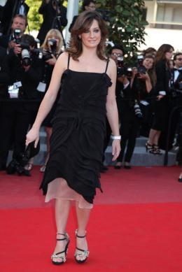 Giovanna Mezzogiorno Cannes, le 18 mai 2010 photo 8 sur 36