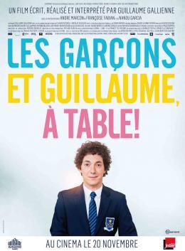 photo 18/18 - Les garçons et Guillaume, à table ! - © Gaumont Distribution