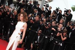 photo 48/71 - Cheryl Cole - Montee des maches Hors-la-loi - Cannes, le 21 mai 2010 - Hors-la-loi - © Isabelle Vautier - Commeaucinema.com 2010