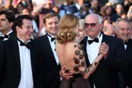 Nikita Mikhalkov Montee des marches Soleil Trompeur 2 - Cannes, le 22 mai 2010 photo 3 sur 17
