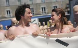 photo 21/27 - Vincent Elbaz, Héléna Noguerra - Au bas de l'échelle - © TF1