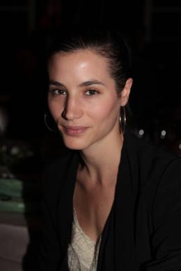 Elisa Lasowski Festival de Cabourg, juin 2010 photo 4 sur 5