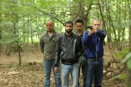 photo 7/9 - Rashid Debbouze, Ymanol Perset, Yassine Azzouz - La Désintégration - © Pyramide