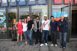 Jean-Paul Salomé Lancement de la Fête du cinéma au MK2 Quai de Loire photo 3 sur 13