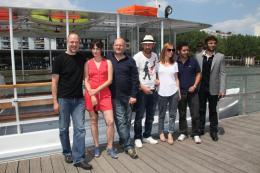 Jean-Paul Salomé Lancement de la Fête du cinéma au MK2 Quai de Loire photo 2 sur 13