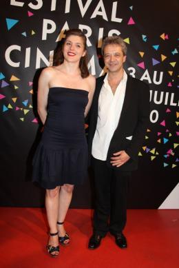Emmanuel Salinger Ouverture de Paris Cinéma 2010 photo 4 sur 5