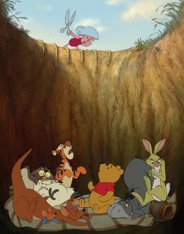 photo 12/31 - Winnie l'ourson : bienvenue dans la for�t des r�ves bleus - © Walt Disney Studios Motion Pictures France