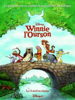 photo 31/31 - Winnie l'ourson : bienvenue dans la for�t des r�ves bleus - © Walt Disney Studios Motion Pictures France
