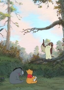 photo 10/31 - Winnie l'ourson : bienvenue dans la for�t des r�ves bleus - © Walt Disney Studios Motion Pictures France