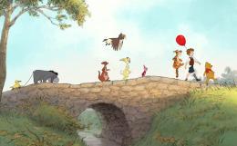 photo 7/31 - Winnie l'ourson : bienvenue dans la for�t des r�ves bleus - © Walt Disney Studios Motion Pictures France