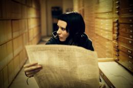 photo 9/45 - Rooney Mara - Millenium, Les hommes qui n'aimaient pas les femmes - © Sony Pictures
