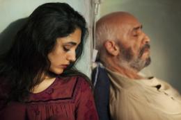 photo 1/8 - Golshifteh Farahani, - Syngué Sabour - Pierre de patience - © Le pacte