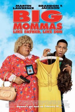 photo 10/13 - Affiche du film - Big Mamma : de p�re en fils - © 20th Century Fox