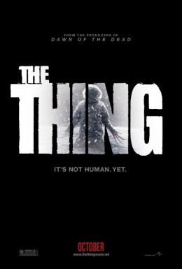 photo 12/13 - Affiche originale - The Thing. - © Universal Pictures International France