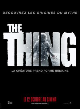 photo 13/13 - Affiche française - The Thing. - © Universal Pictures International France
