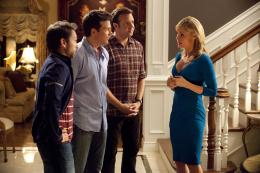 photo 18/60 - Charlie Day, Jason Batema, Jason Sudeikis, Julie Bowen - Comment tuer son boss ? - © Warner Bros