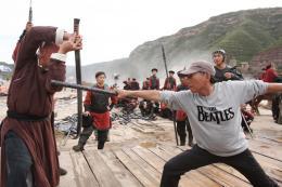 photo 12/23 - Woo-ping Yuen - True Legend - © Universal Pictures International France