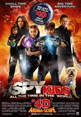 photo 10/10 - Spy Kids 4 : All the Time in the World