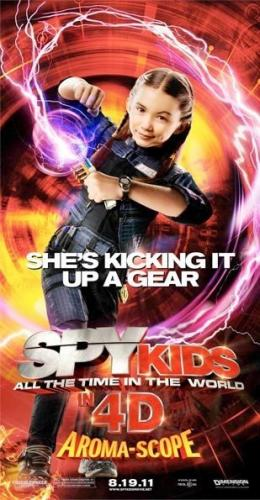 photo 9/10 - Spy Kids 4 : All the Time in the World