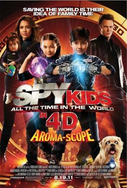 photo 5/10 - Spy Kids 4 : All the Time in the World