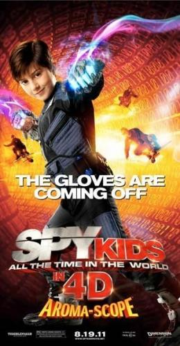 photo 8/10 - Spy Kids 4 : All the Time in the World
