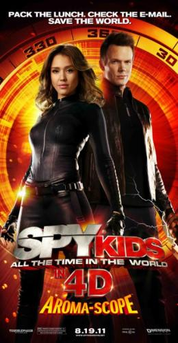 photo 6/10 - Spy Kids 4 : All the Time in the World