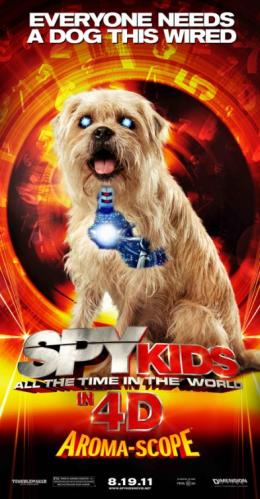 photo 7/10 - Spy Kids 4 : All the Time in the World
