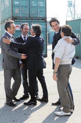 La Vérité si je mens ! 3 Gilbert Melki, Bruno Solo, Richard Anconina, Vincent Elbaz, José Garcia photo 2 sur 30