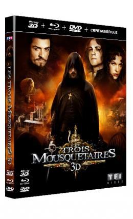 photo 46/47 - Les Trois Mousquetaires - © TF1 Vidéo